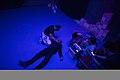 نمایش هملت در قم به کارگردانی علی علوی و گروه تئاتر گاراژ به روی صحنه رفت hamlet Garage Theater qom 17.jpg