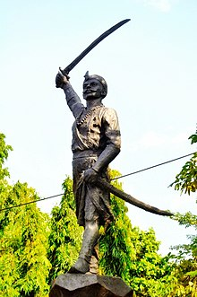 తాంతియా తోపే The Great Tatya Tope Shivpuri Krantikari of 1857 Pride of shivpuri-01.jpg