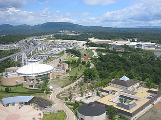 Nagakute, Aichi - Site of Expo 2005