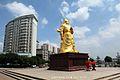 关公 Guan Gong(原长春关帝庙位置) - panoramio.jpg