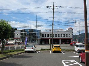 勝山市消防本部 - Wikipedia