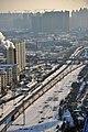 巡道工出品 photo by Xundaogong——京哈线下行客车1471,机位恒祥城楼顶 - panoramio.jpg