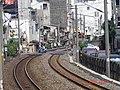 臺南車站南下的大曲線鐵道 - panoramio.jpg