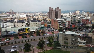 Toufen County-administered city in Taiwan Province, Republic of China