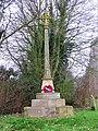 -2020-01-22 Village war memorial Saint Botolph's, Hevingham.JPG
