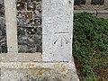 -2020-06-08 Benchmark, Saint James parish church, Southrepps.JPG
