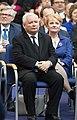01 Jarosław Kaczyński i Jolanta Szczypińska Zgromadzenie Narodowe 2016.jpg