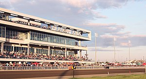 Meadowlands Racetrack - Image: 0531 14 BLDG 9982
