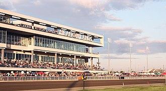 Meadowlands Racetrack - Image: 0531 14 BLDG 9982