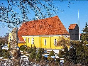 Birket - Church in Birket