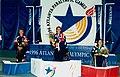 07 ACPS Atlanta 1996 Swimming Priya Cooper Gold Medal.jpg
