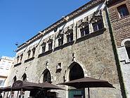 087 Perpignan La Loge de Mer -1397, agrandi au XVIème-