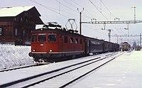 スイス国鉄Re410形電気機関車