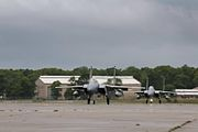 104th Fighter Wing F-15s at Otis Air National Guard Base