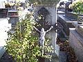 10 Kościelec - cmentarz parafialny nagrobek z 1906 r. (18.XI.2006).JPG