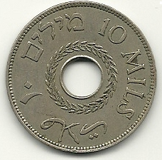 10 mils coin