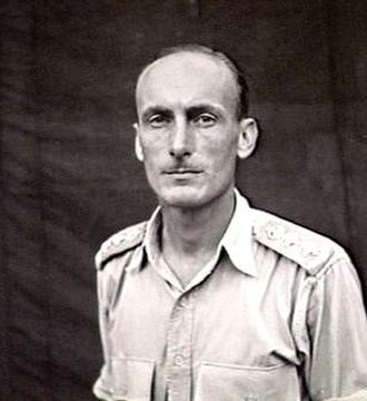 John Wilton (general) - Colonel John Wilton in Morotai, September 1945
