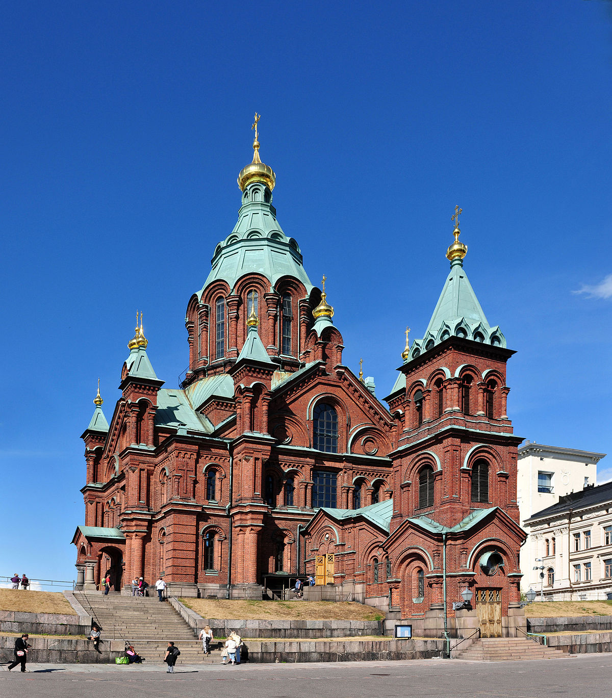 Uspenski Cathedral, Helsinki - Wikipedia