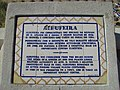 15-09-2017 Plaque Praia do Inatel, Albufeira.JPG