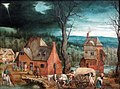 1543 Massijs Ankunft der Heiligen Familie in Bethlehem anagoria.JPG