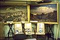 157R25230187 Eisenbahn, Ausstellung Franz Josefs Bahnhof, Bilder aus Warteraum.jpg