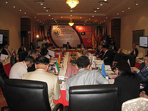 International Conference of Asian Political Parties - 15th SC Meeting of the ICAPP, held in Kuala Lumpur, Malaysia, on May 5, 2011