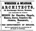 1862 Woodcock Meacham Architects BostonDirectory.png
