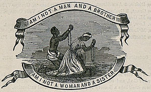 Edinburgh Ladies' Emancipation Society - Logo from the society's 1866 annual report