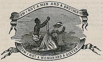 Edinburgh Ladies' Emancipation Society - Logo from the society's 1866 annual report