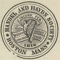 1868 logo Handel Haydn Society Boston.png