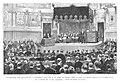 1887-03-30, La Ilustración Española y Americana, Ateneo de Madrid, Conferencia dada por el conde de Morphy, Comba, Rico.jpg