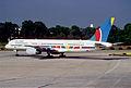 188cw - Air 2000 Boeing 757-28A; G-OOOY@PMI;20.08.2002 (5702849664).jpg