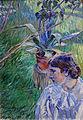 1897 Borissow-Mussatow Maedchen mit Agave anagoria.JPG
