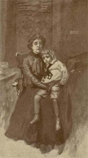 A Double Barrelled Detective Story - Frontispiece of A Double-Barrelled Detective Story
