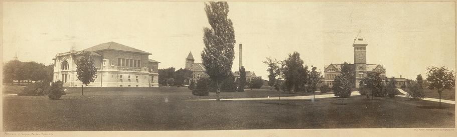 Purdue University, 1904