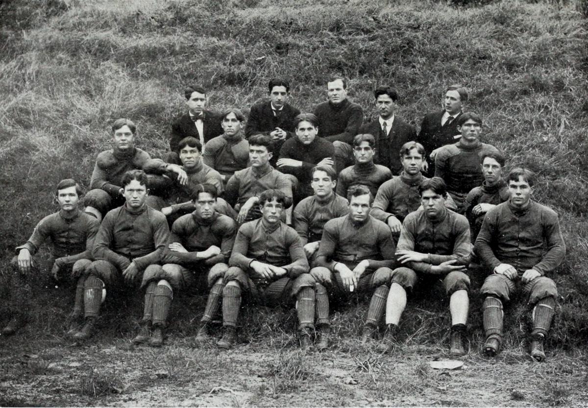 1906 clemson tigers football team wikipedia