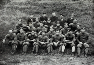 1906 Clemson Tigers football team - Image: 1906 Clemson Tigers football team (Clemson College Annual 1907)