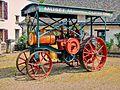 1906 tracteur Titan, Musée Maurice Dufresne photo 2.jpg