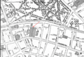 1911 Keiths Theatre map Boston byMiller BPL 12556.png