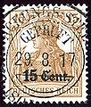 1917 15Cent EtappenWest Geprüft Mi5.jpg