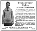 1923 HoracePartridgeCo Boston ad AthleticJournal v3 no5.png