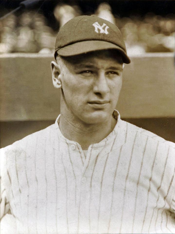 1923 Lou Gehrig