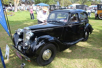 Sunbeam-Talbot - 2-litre 1947 with Hillman 14 engine