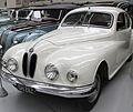 1950 Bristol 401 saloon (31841235035).jpg
