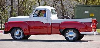 Studebaker E-series truck - 1959 Studebaker 4E Deluxe