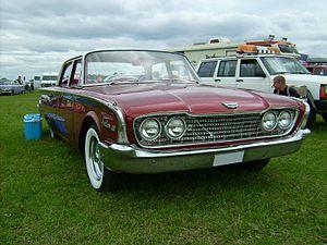 Ford Fairlane (Americas) - 1960 Ford Fairlane 500 Town Sedan