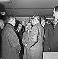 1963 Visite de Mrs Georges Pompidou et Edgard Pisani au CNRZ-9-cliche Jean Joseph Weber.jpg