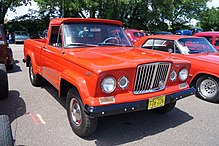 Jeep Gladiator Sj Wikipedia
