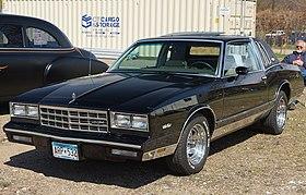 89 Chevy Monte Carlo