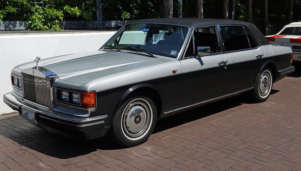 Rolls Royce Silver Spur Wikipedia